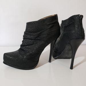 5/48 Saks Street Black Ankle Booties